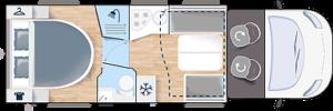 Challenger Graphite 348XL B kampanjemodell